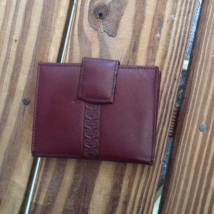 Prince Gardner Leather Wallet